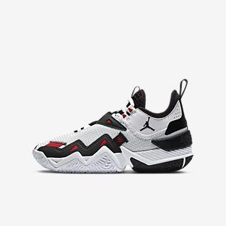 Jordan Westbrook One Take Big Kids' Basketball Shoe