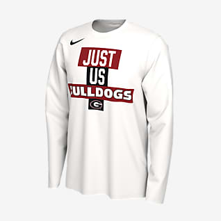 Nike College (Georgia) Men's Long-Sleeve T-Shirt