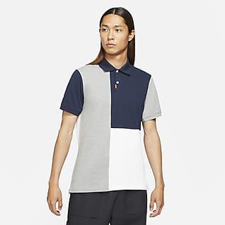 The Nike Polo Men's Color-Blocked Polo