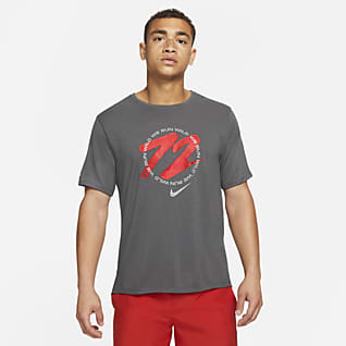 Nike Dri-FIT Miler Wild Run Camiseta de running para hombre