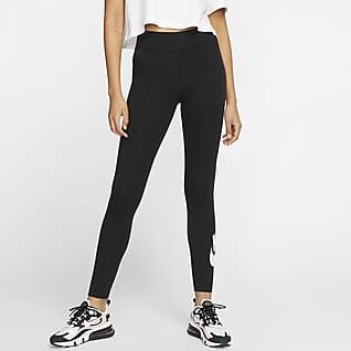 Nike Sportswear Leggings med hög midja för kvinnor
