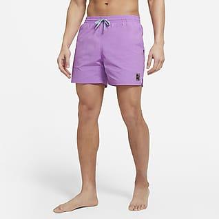 Nike Solid Icon 13 cm-es férfi úszónadrág