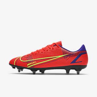 Nike Mercurial Vapor 14 Academy SG-Pro AC Chuteiras de futebol para terreno mole