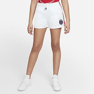 Paris Saint-Germain Big Kids' (Girls') Shorts