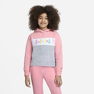 Jordan Older Kids' (Girls') Pullover Hoodie