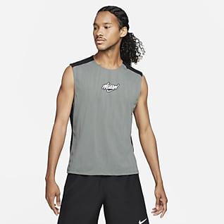Nike Rise 365 Wild Run Løbetanktop til mænd