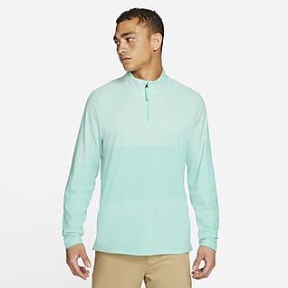 Nike Dri-FIT Vapor Męska bluza do golfa z zamkiem 1/2