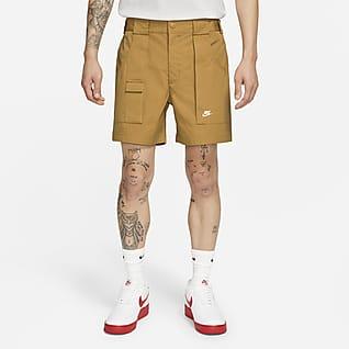 Nike Sportswear Reissue 男款梭織短褲