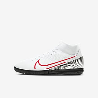 Indoor Soccer High Top Shoes. Nike.com