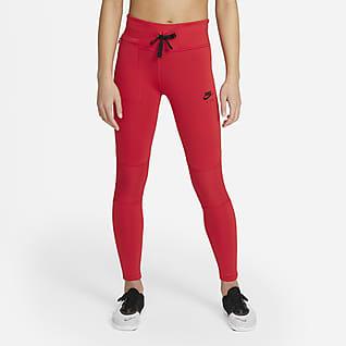 Nike Air Leggings de treino Júnior (Rapariga)