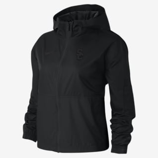 Nike College Windrunner (USC) Chamarra para mujer