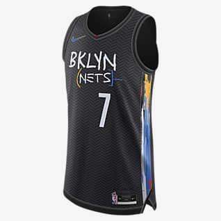 Brooklyn Nets City Edition Nike NBA Authentic Jersey