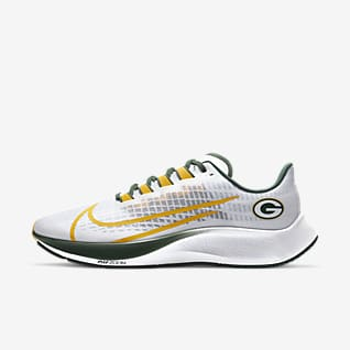 Nike Air Zoom Pegasus 37 (Green Bay Packers) Running Shoe