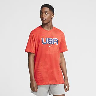 Nike Dri-FIT Mixed Relays เสื้อยืดวิ่ง