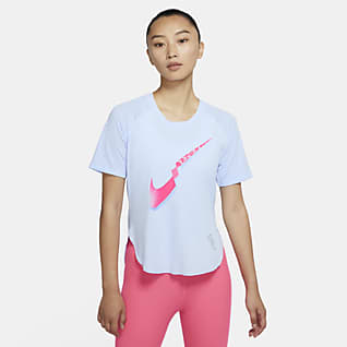 Nike 女子跑步上衣