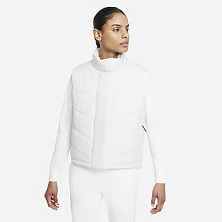 Nike Therma-FIT Repel Veste de golf sans manches réversible pour Femme