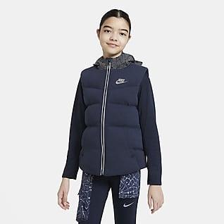 Nike Sportswear Tech Pack Big Kids' (Girls') Synthetic-Fill Vest