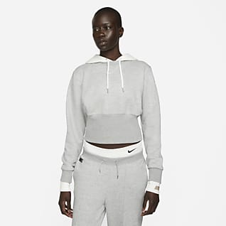 Nike Sportswear Icon Clash Fleece-Hoodie für Damen