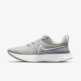 Nike React Infinity Run Flyknit 2 Γυναικείο παπούτσι για τρέξιμο