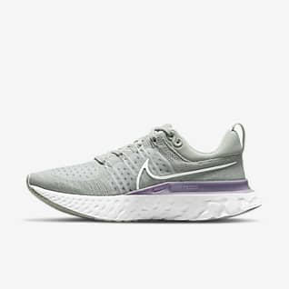 Nike React Infinity Run Flyknit 2 Damen-Laufschuh