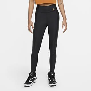 Jordan Court-To-Runway Leggings för kvinnor