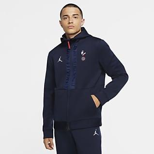 France Jordan Erkek Maç Ceketi