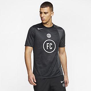 Nike F.C. Away Fotbollströja för män