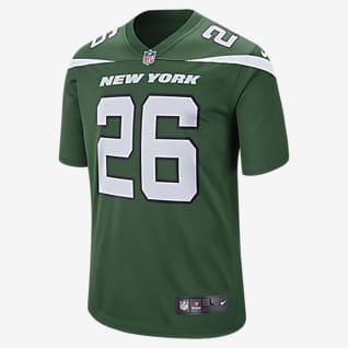 NFL New York Jets (Le'Veon Bell) American-football-wedstrijdjersey voor heren
