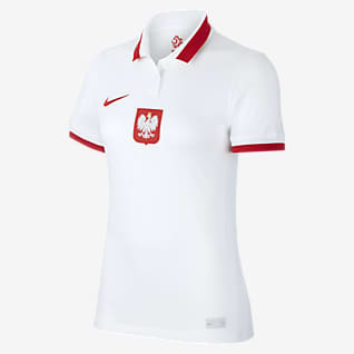 Polen 2020 Stadium Home Fodboldtrøje til kvinder