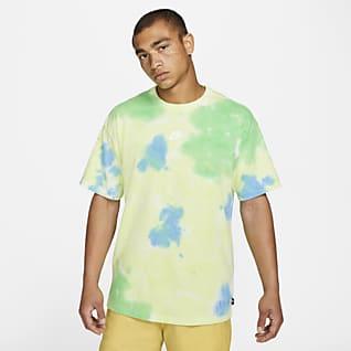 Nike Sportswear Premium Essentials Ανδρικό T-Shirt με σχέδιο tie-dye