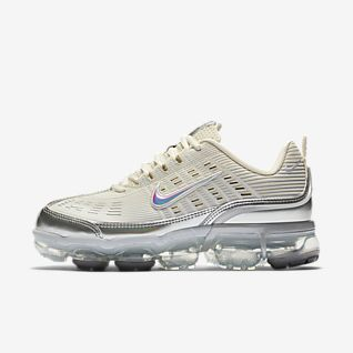 Nike Women's WMNS Air Max 90 Trainers, Off White (Sable