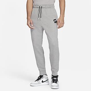 Jordan Jumpman Classics Calças de lã cardada para homem