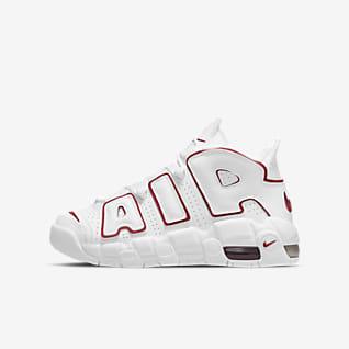 Nike Air More Uptempo Older Kids' Shoe