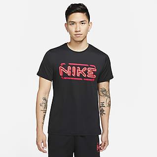 Nike Pro Dri-FIT เสื้อยืดผู้ชาย