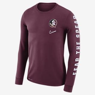 Nike College Dri-FIT Mantra (Florida State) Men's Long-Sleeve T-Shirt