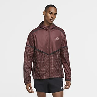 Nike Flash Run Division Veste de running pour Homme