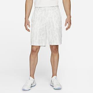Nike Dri-FIT Golfshorts met camouflageprint voor heren