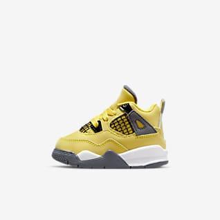 Jordan 4 Retro 嬰幼兒鞋款