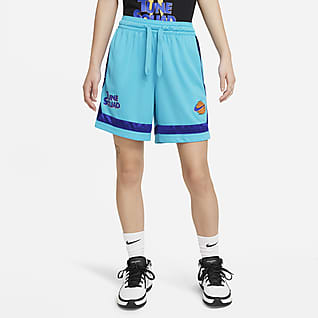 ナイキ フライ x スペース プレイヤーズ ウィメンズ クロスオーバー バスケットボールショートパンツ