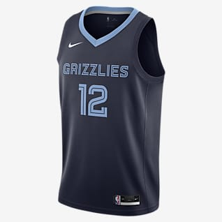 Ja Morant Grizzlies Icon Edition 2020 Nike NBA Swingman Jersey