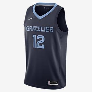 Ja Morant Grizzlies Icon Edition 2020 Jersey Nike NBA Swingman
