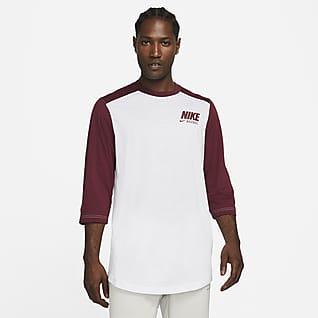 Nike Dri-FIT Diamond Essentials Men's 3/4-Sleeve Baseball Top