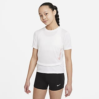 Nike Dri-FIT Instacool Big Kids' (Girls') Training Top