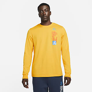Jordan Mountainside Men's Long-Sleeve T-Shirt
