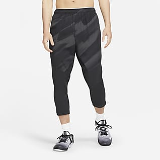 Nike Dri-FIT Sport Clash 男款梭織訓練長褲