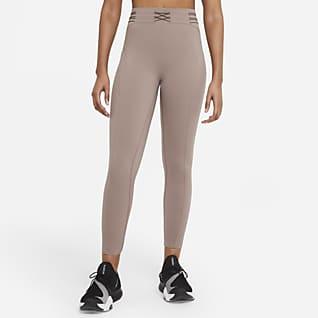 Nike City Ready Женские слегка укороченные леггинсы для тренинга