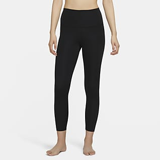 Nike Yoga Women's High-Waisted 7/8 Leggings