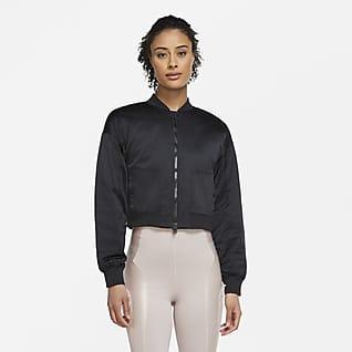 Nike Women's Training Bomber Jacket