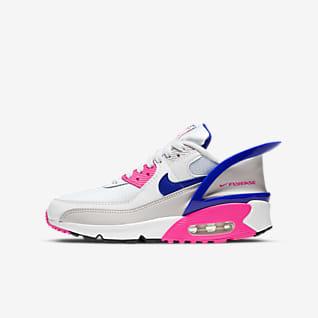 Nike Air Max 90 FlyEase Buty dla dużych dzieci