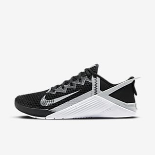 Nike Metcon 6 FlyEase รองเท้าเทรนนิ่งผู้ชาย
